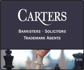 Carters Barristers - Solicitors - Trademark Agents