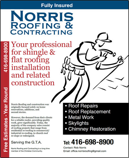 Norris Roofing & Contracting